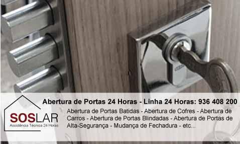 Abertura de Portas Celorico de Basto - Chaves e Fechaduras SOS