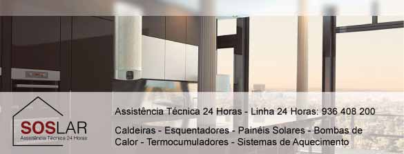 Venda e Instalação de caldeiras 24 horas Cacém-Sintra