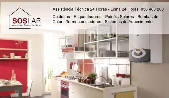 Serviço de assistência Reparação e Manutenção de caldeiras a Gás e gasóleo Cacém-Sintra