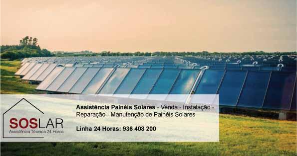 Assistência Técnica Painéis Solares