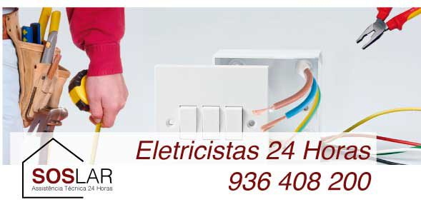 Eletricista Lordelo do Ouro