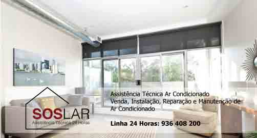 """Assistência Ar condicionadoFoz do Douro""""Reparações Urgentes"""", Assistência Técnica ao LAR"""