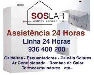 SOS Lar venda e Instalação de Caldeiras 24 Horas