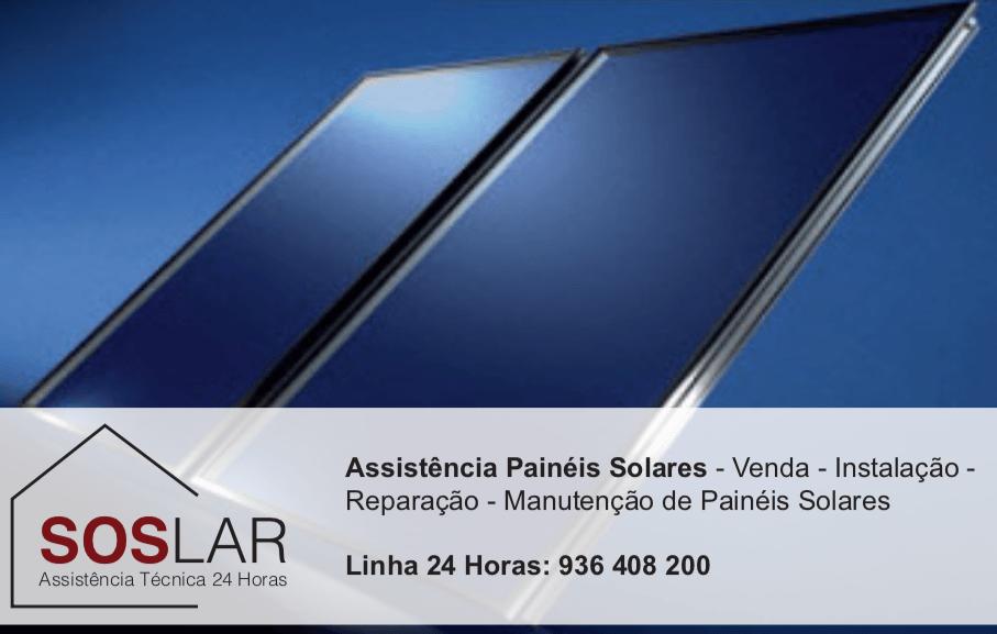 Assistência Painéis Solares Solahart Carmões, Assistência Técnica ao LAR