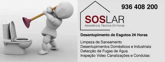 """Desentupimentos Lousada""""Reparações Urgentes"""", Assistência Técnica ao LAR"""