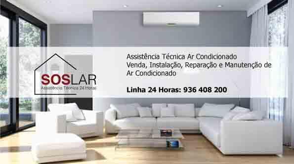 Empresa de Assistência Ar Condicionado Montijo