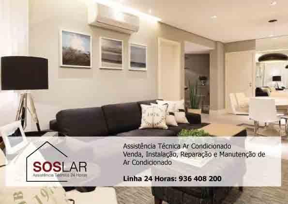 """Assistência Ar Condicionado Paredes""""Reparações Urgentes"""", Assistência Técnica ao LAR"""